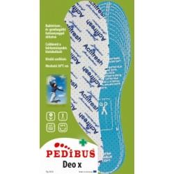 PEDIBUS DEO X 35-46 MÉRETBEN